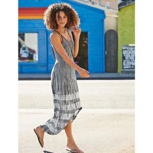 ATHLETA Shelf Bra Maxi Dress M